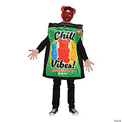 Men's Cannabis Candy Costume