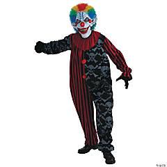 Men's Creepo the Clown Costume