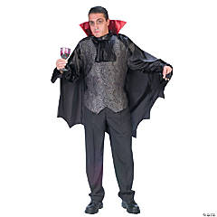 Men's Dapper Dracula Costume