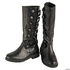Men's Dark Galaxy Boots - 10/11