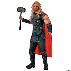 Men's Deluxe Muscle Chest Thor Costume - Standard