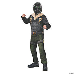 Men's Deluxe Muscle Chest Vulture Costume - Standard