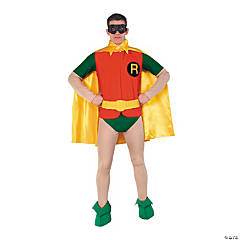 Men's Deluxe Regency Robin Costume - Extra Large