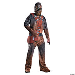 Men's Deluxe Solo: A Star Wars™ Story Chewbacca Costume - Extra Large