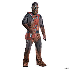 Men's Deluxe Solo: A Star Wars™ Story Chewbacca Costume - Standard