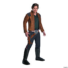 Men's Deluxe Solo: A Star Wars™ Story Han Solo Costume - Extra Large