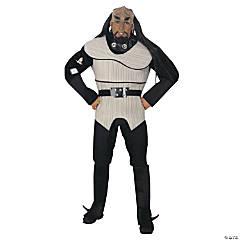 Men's Deluxe Star Trek™ Klingon Costume - Standard