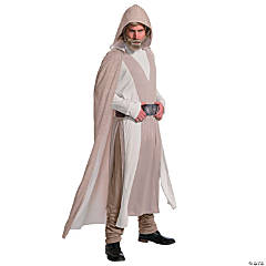 Men's Deluxe Star Wars™ Episode VIII: The Last Jedi Luke Skywalker Costume - Extra Large