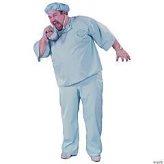 Men's Doctor Doctor Costume