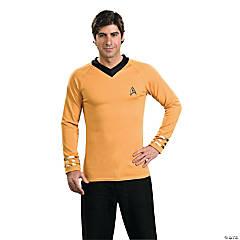Men's Gold Classic Uniform Star Trek™ Costume - Large