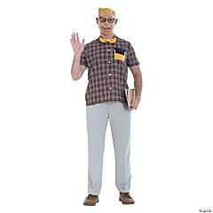 Men's Grab N Go Nerd Costume