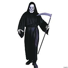 Men's Grave Reaper Costume