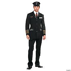 Men's Hugh Jorgan Pilot Costume