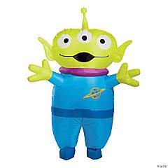 Men's Inflatable Disney Toy Story Alien Costume