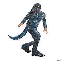 Men's Jurassic World: Fallen Kingdom™ Blue Velociraptor Costume - Extra Large