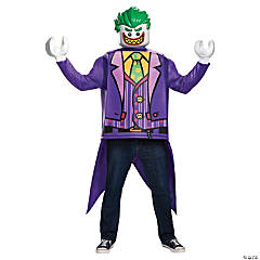 Men's LEGO® Batman™ Joker Costume - Medium
