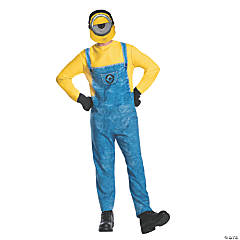 Men's Minion Mel Costume - Extra Large