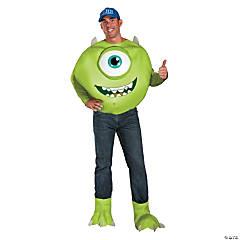 Men's Monster's Inc.™ Deluxe Mike Costume - Standard