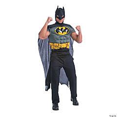 Men's Muscle Shirt Cape Batman™ Costume