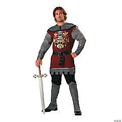Men's Noble Knight Costume - Large