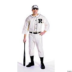 Men's Old Tyme Baseball Player Costume - Standard