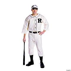 Men's Old Tyme Baseball Player Costume