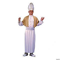 Men's Pontiff Costume