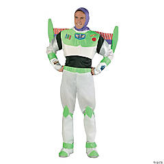 Men's Prestige Toy Story™ Buzz Lightyear Costume - Medium/Large