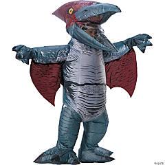 Men's Pteranodon Inflatable Costume