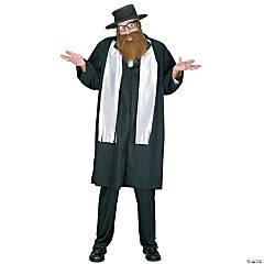 Men's Rabbi Costume