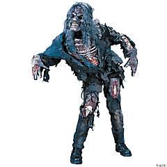 Men's Rotting Zombie Costume - Standard