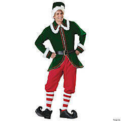 Men's Santa's Elf Costume
