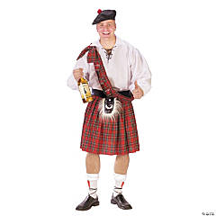 Men's Scottish Kilt