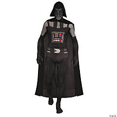 Men's Second Skin Star Wars™ Darth Vader Costume - Extra Large