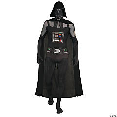 Men's Second Skin Star Wars™ Darth Vader Costume - Large