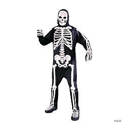 Men's Totally Skele-Bones Skeleton Costume