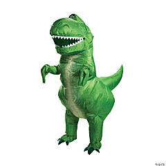 Men's Toy Story 4™ Inflatable Rex Costume
