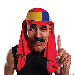 Men's WWE Iron Sheik Mask