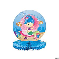 Mermaid Party Centerpiece