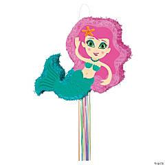 Mermaid Pull Piñata