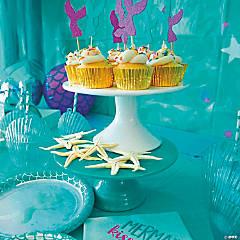 Mermaid Sparkle Party Supplies