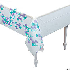 Mermaid Sparkle Tablecloth