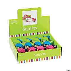 Mermaid Squirt Toys