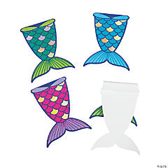Mermaid Tail Foil Notepads