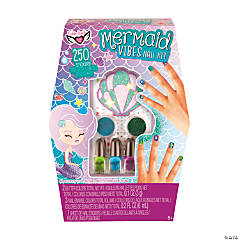 Mermaid Vibes Nail Art Design Kit