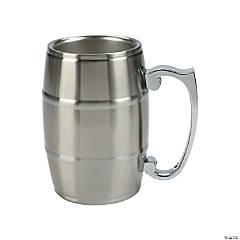 Metal Beer Mug