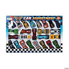Metal Car Assortment