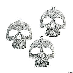Metal Day of the Dead Pendants