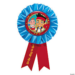 Metal Jake & the Never Land Pirates™ Award Ribbon