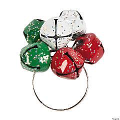 Metal Jingle Bell Rings